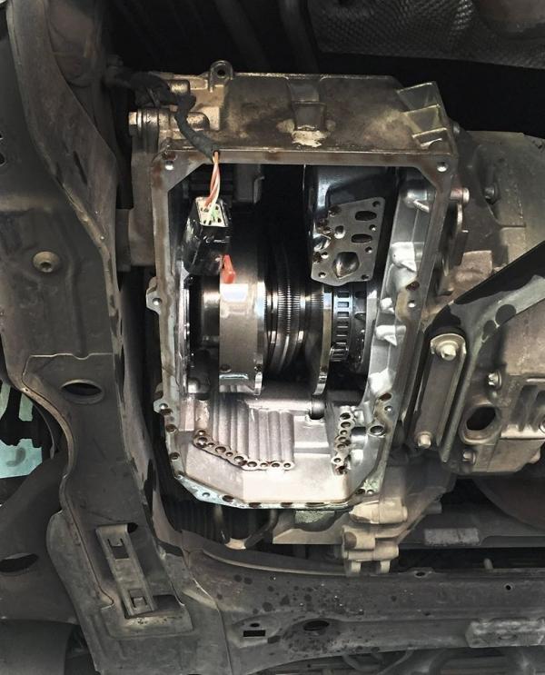 מנוע טורבו בשילוב גיר אוטומטי